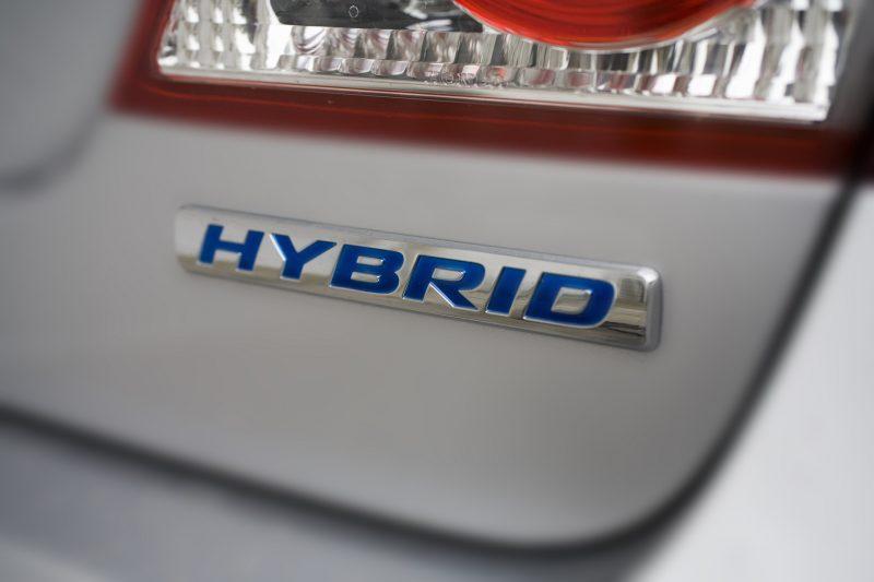Hybrid Car Savings