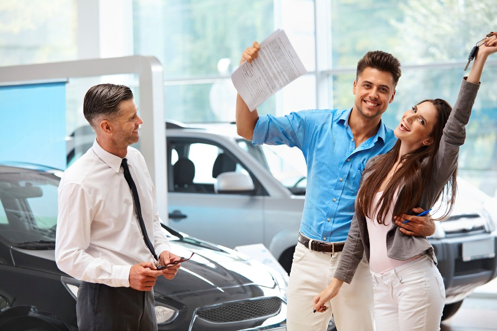 Lease or Buy New Car
